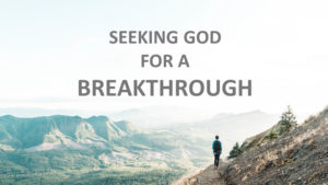 Hope For A Breakthrough