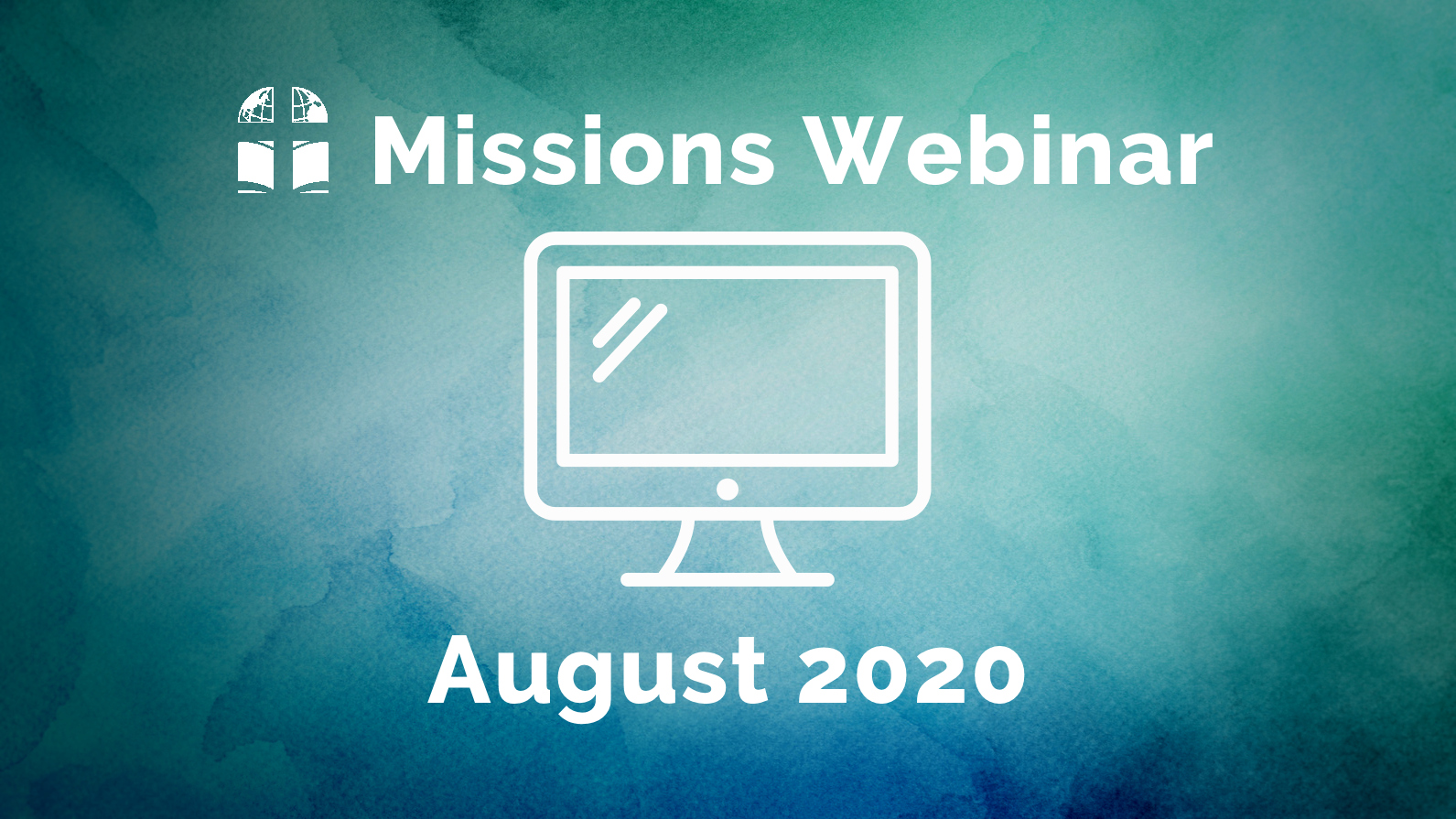 Missions Webinar: Session 1 now available