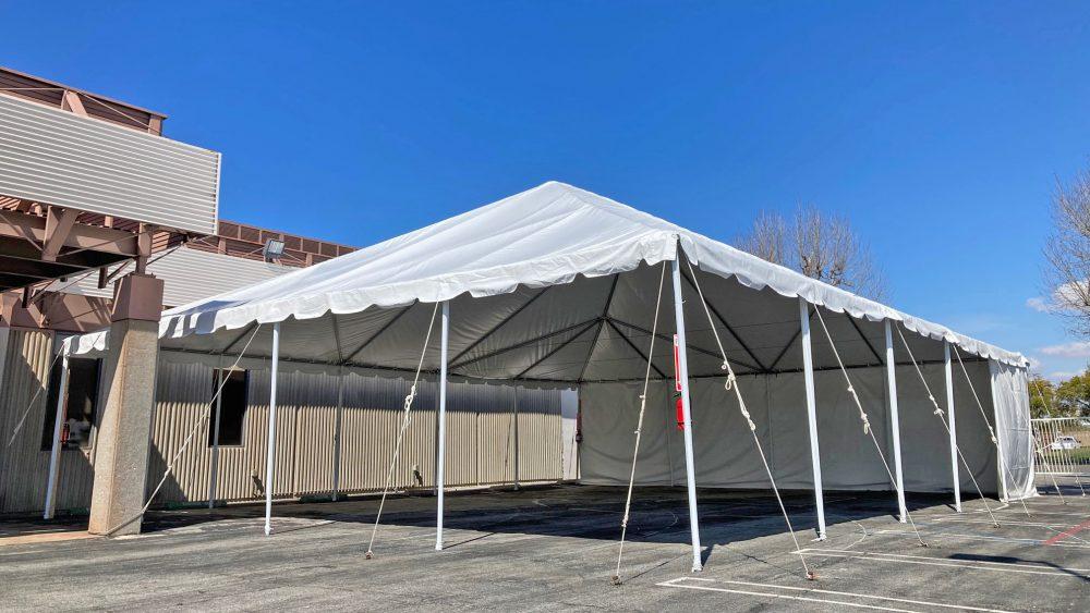 洛杉磯靈糧教會 | 戶外聚會 – 帳篷
